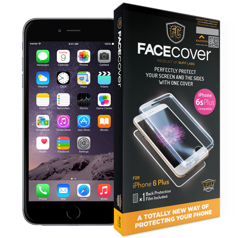 iPhone 6s Facecover