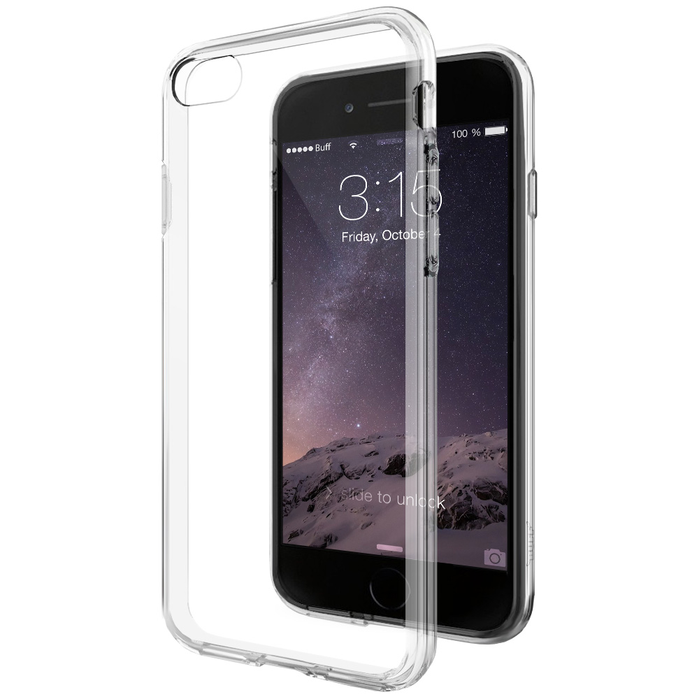 BUFF iPhone 6/6s Air Hybrid Kılıf