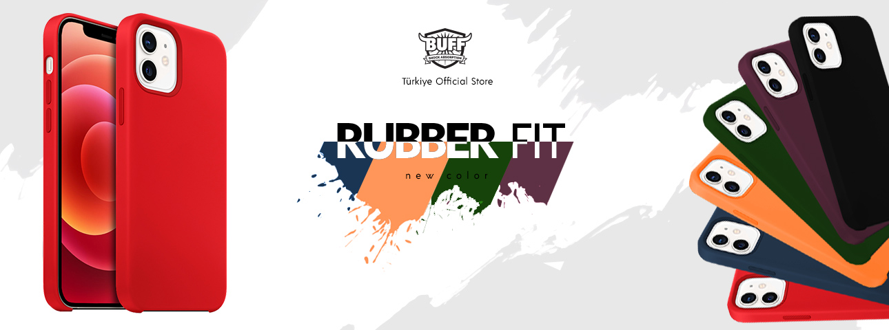 Rubber Fit New Color