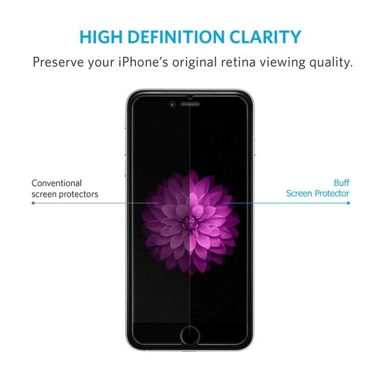 Buff Glass Samsung Galaxy J7 Pro Ekran Koruyucu Cam